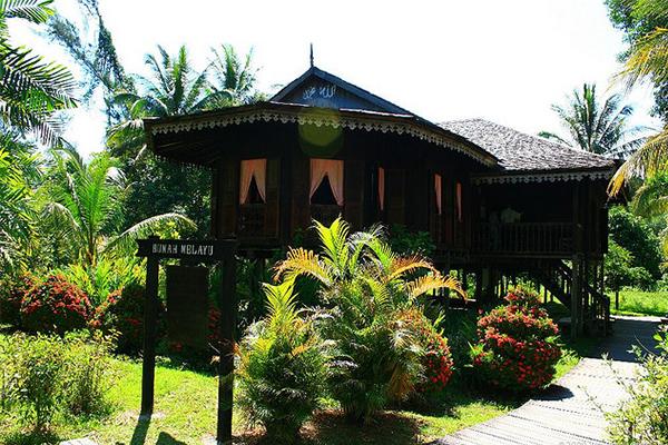 Malay-House