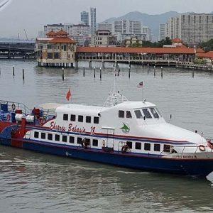 penang ⇄ langkawi ferry
