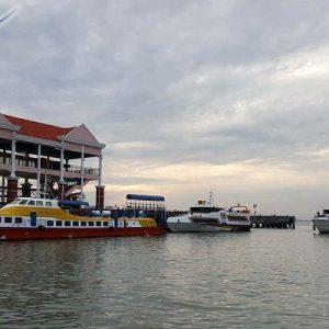 penang ferry jetty