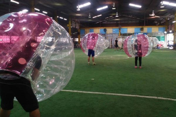 bubble-sport