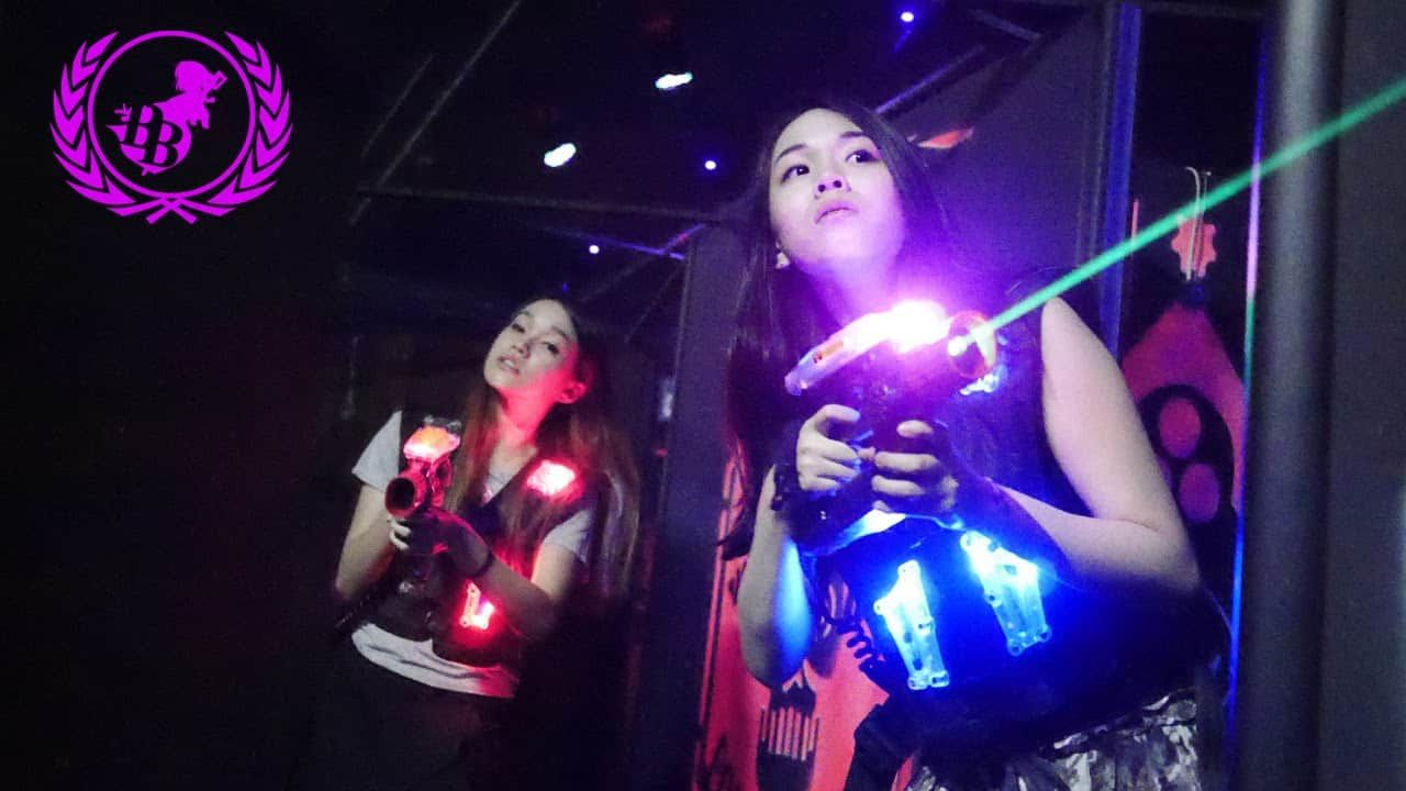 laser-battle