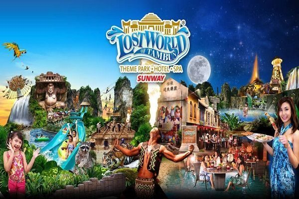 lost-world-of-tambun-themepark