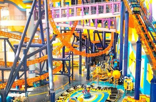 berjaya time square indoor theme park ticket