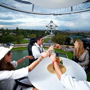 LOUNGE IN THE SKY