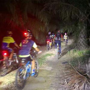 Melaka-on-bike-ride