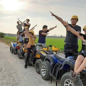 Penang ATV Eco Tour Balik Pulau