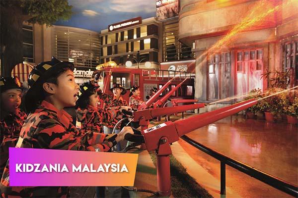 Kidzania Malaysia