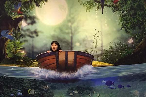 MELAKA DREAM WORLD UPSIDE DOWN & 3D