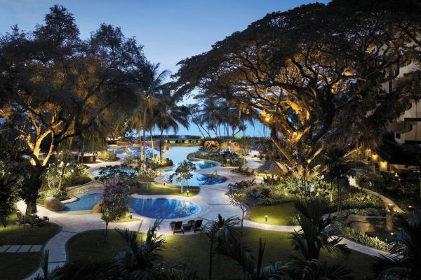 Shangri-La's Rasa Sayang Resort & Spa Batu Ferringhi
