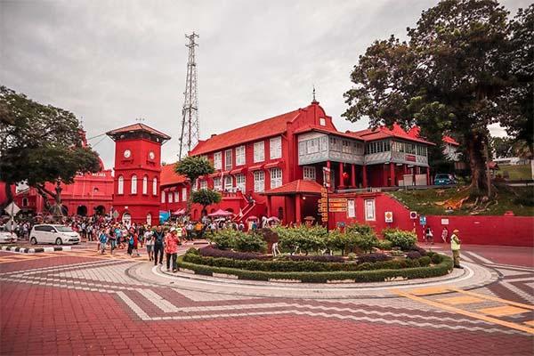 Stadhuys Melaka 4