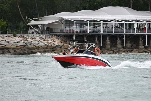 Naam Langkawi Boat Ride 4