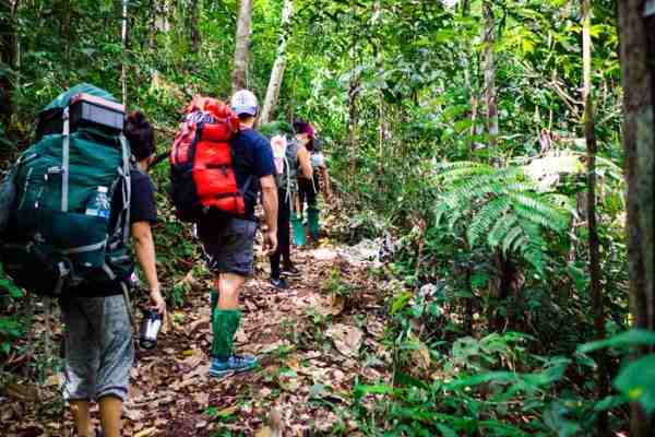Gopeng Jungle Trekking 5