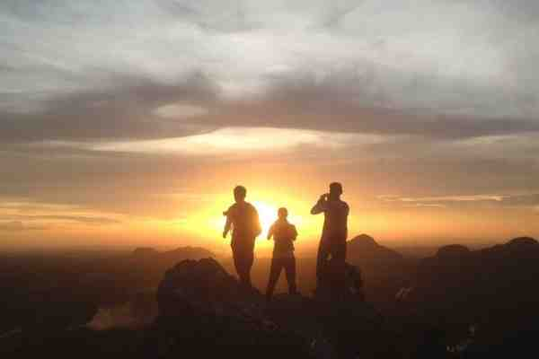Gopeng Sunset Hiking 2